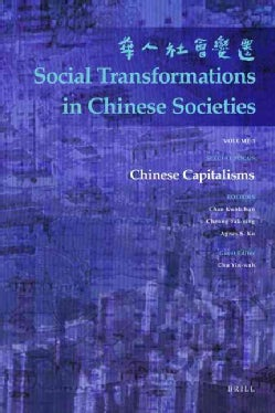 Chinese Capitalisms (Paperback)