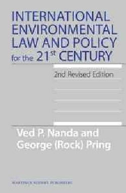 International Environmental Law and Policy for the 21st Century (Hardcover)