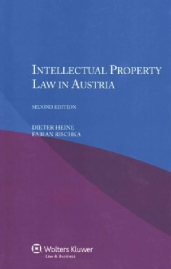 Intellectual Property Law in Austria (Paperback)