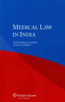Medical Law in India (Paperback)