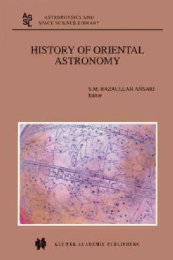 History of Oriental Astronomy (Paperback)