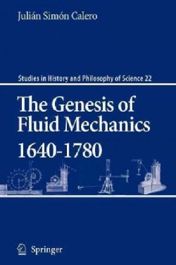The Genesis of Fluid Mechanics 1640-1780 (Paperback)