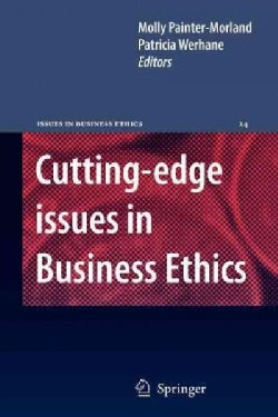 Cutting-edge Issues in Business Ethics: Continental Challenges to Tradition and Practice (Paperback)