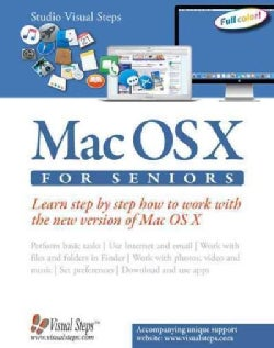 MacOS Sierra for Seniors: Learn step by step how to work with MacOS Sierra (Paperback)