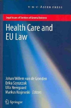 Health Care and Eu Law (Paperback)