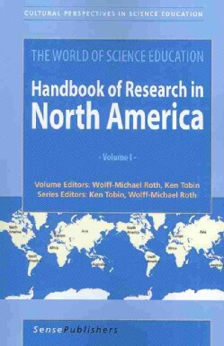 The World of Science Education: Handbook of Research in North America (Paperback)