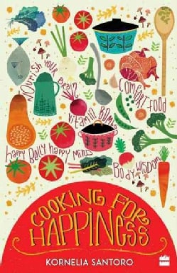 Cooking for Happiness (Paperback)