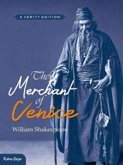 The Merchant of Venice: A Verity Edition (Paperback)