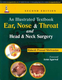 Ear, Nose and Throat and Head and Neck Surgery: An Illustrated Textbook (Paperback)