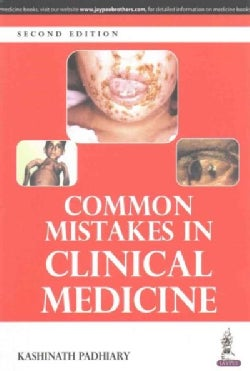 Common Mistakes in Clinical Medicine (Paperback)