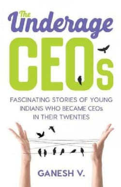 The Underage CEOs: Fascinating Stories of Young Indians Who Became CEOs in Their Twenties (Paperback)