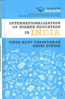 Internationalization of Higher Education in India (Hardcover)