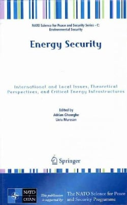 Energy Security: International and Local Issues, Theoretical Perspectives, and Critical Energy Infrastructures (Hardcover)