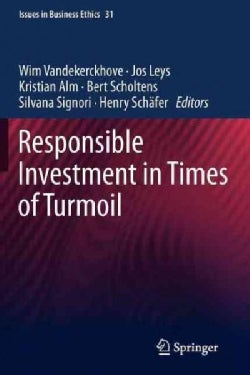 Responsible Investment in Times of Turmoil (Paperback)