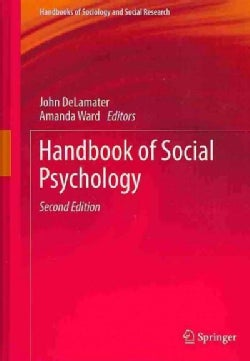 Handbook of Social Psychology (Hardcover)