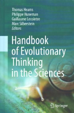 Handbook of Evolution Theory in the Sciences (Hardcover)