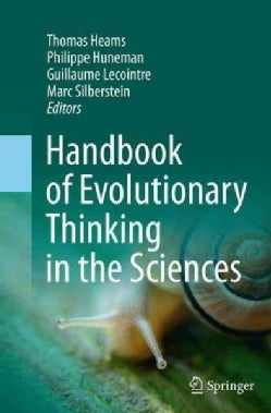 Handbook of Evolutionary Thinking in the Sciences (Paperback)