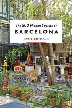 The 500 Hidden Secrets of Barcelona (Paperback)