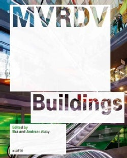 MVRDV Buildings (Hardcover)