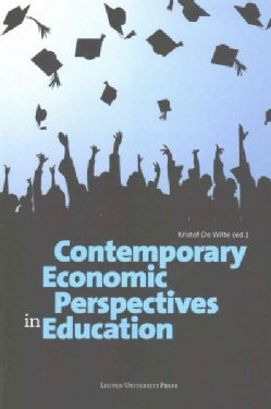 Contemporary Economic Perspectives in Education (Paperback)