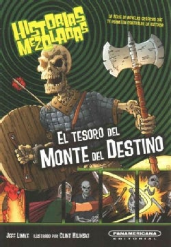 El Tesoro Del Monte Del Destino / The Treasure of Mount Fate (Paperback)