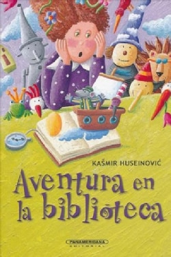 Aventura en la biblioteca/ Adventure in the Library (Paperback)
