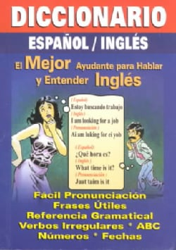 Diccionario Espanol/Ingles Mejor Ayudante/ Spanish/English Dictionary (Paperback)