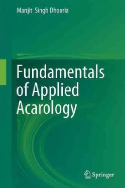 Fundamentals of Applied Acarology (Hardcover)