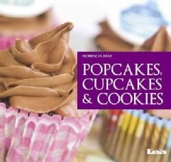 Popcakes, Cupcakes & Cookies (Paperback)