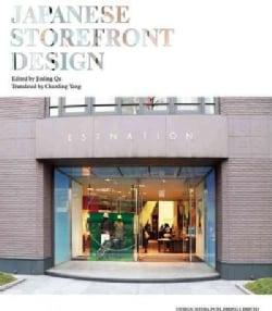 Japanese Storefront Design (Hardcover)