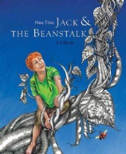 Jack & the Beanstalk: A Folktale (Hardcover)