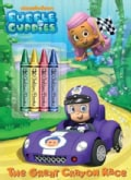 The Great Crayon Race (Paperback)