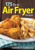 175 Best Air Fryer Recipes (Paperback)