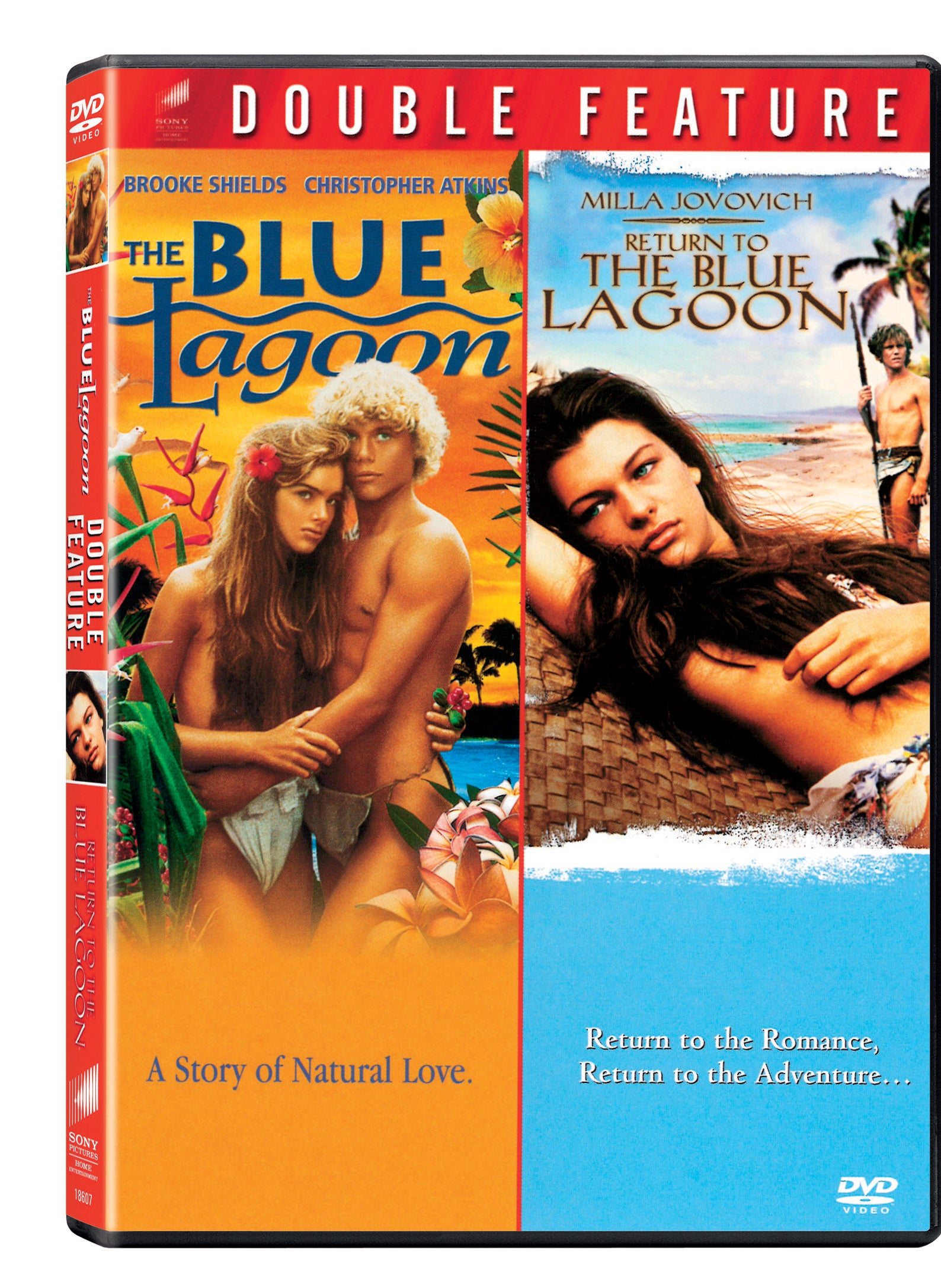 The blue lagoon return to the blue lagoon dvd free for Overstock free returns