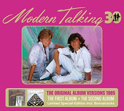 modern talking second album 30th anniversary free shipping on orders 45