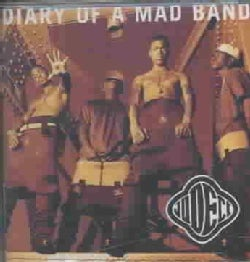 Jodeci - Diary of a Mad Band