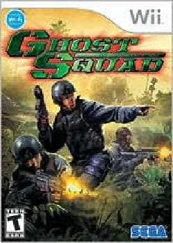 Wii - Ghost Squad