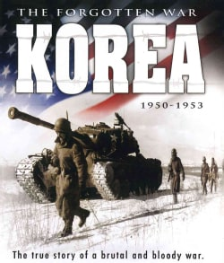 Korea: The Forgotten War (Blu-ray Disc)