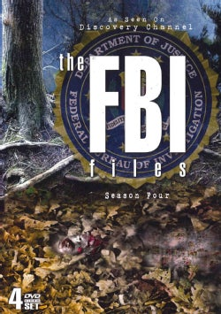 FBI Files Season 4 (DVD)