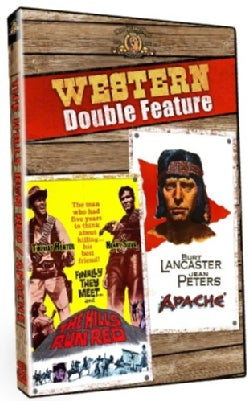 The Hills Run Red/Apache (DVD)