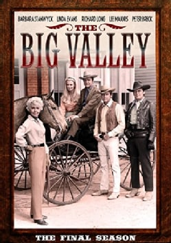 The Big Valley: The Final Season (DVD)