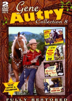 Gene Autry Movie Collection 8 (DVD)