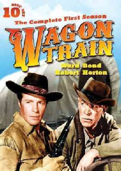 Wagon Train: Complete Season 1 (DVD)