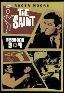 The Saint: Seasons 3 & 4 (DVD)
