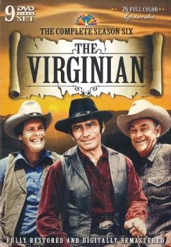 The Virginian: The Complete Sixth Season (DVD)
