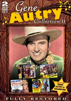 Gene Autry Movie Collection 11 (DVD)