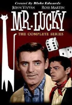 Mr. Lucky:  The Complete Series (DVD)