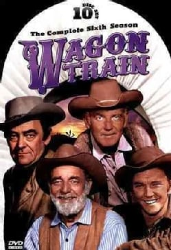 Wagon Train: The Complete Sixth Season (DVD)