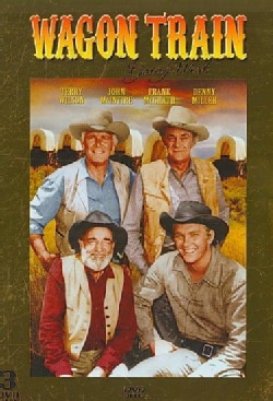 Wagon Train Gone West (DVD)