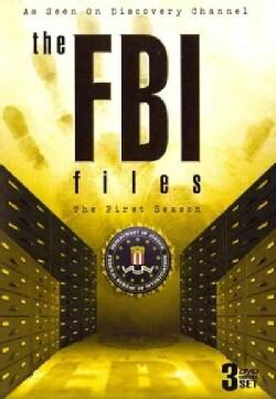 The FBI Files Season 1 (DVD)